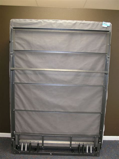 MURPHY BED FRAME HARDWARE FULL SIZE WITH HEAVY DUTY (FLOOR