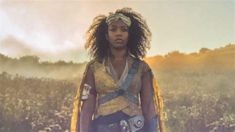 Who Is Jannah? The New 'Star Wars' Character Is Playing