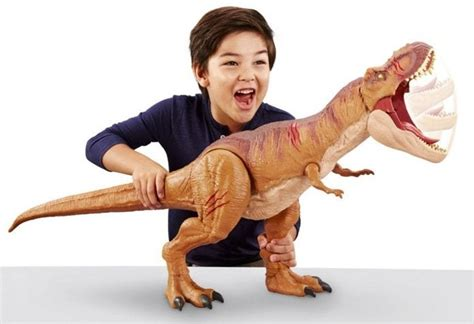 Massive Jurassic World T-Rex Toy Is on Sale for Only $22
