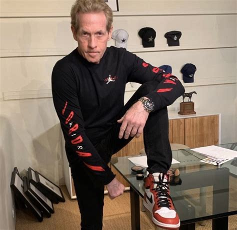 Social Media Reacts to Skip Bayless Going Drip Bayless to