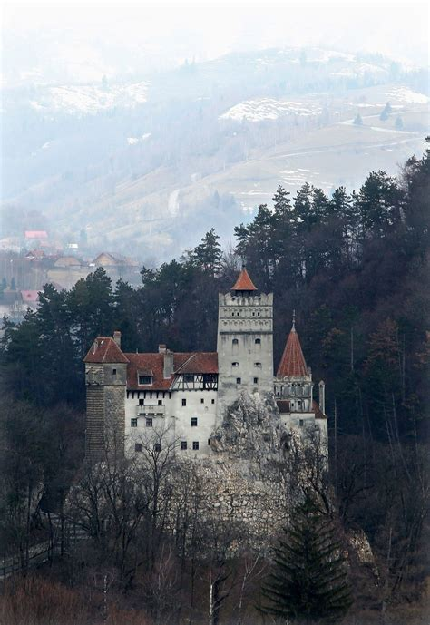 Would You Pay $66 Million For Count Dracula's Castle?