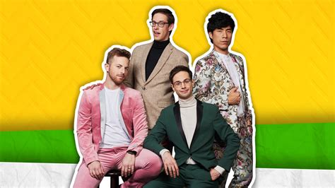The Try Guys to Host the 2018 Streamy Awards - dick clark