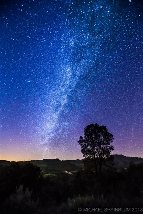 Stunning Miracle Star Scenery - Astrophotography