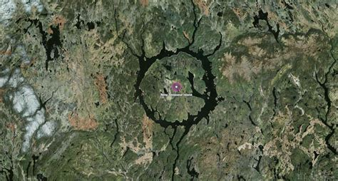 The Largest Island in a Lake on an Island in a Lake on an