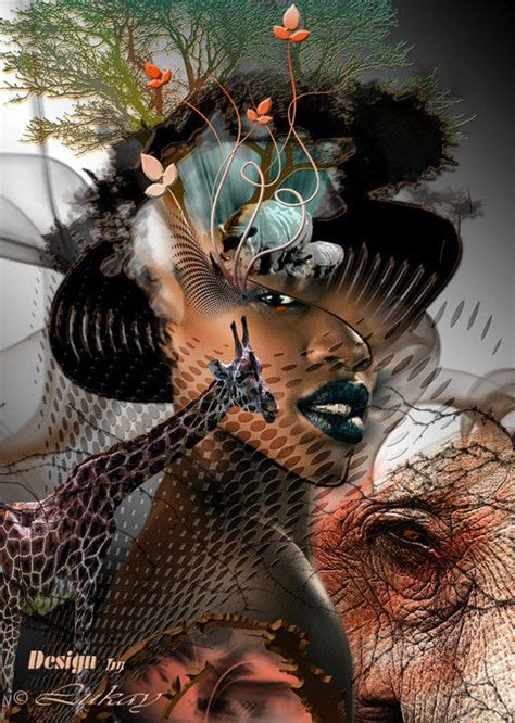 40 Amazing Examples of African Digital Artworks - noupe