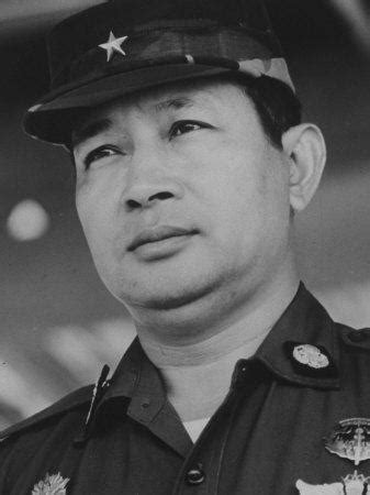 'Indonesia General Suharto, New Strongman Who Put Down
