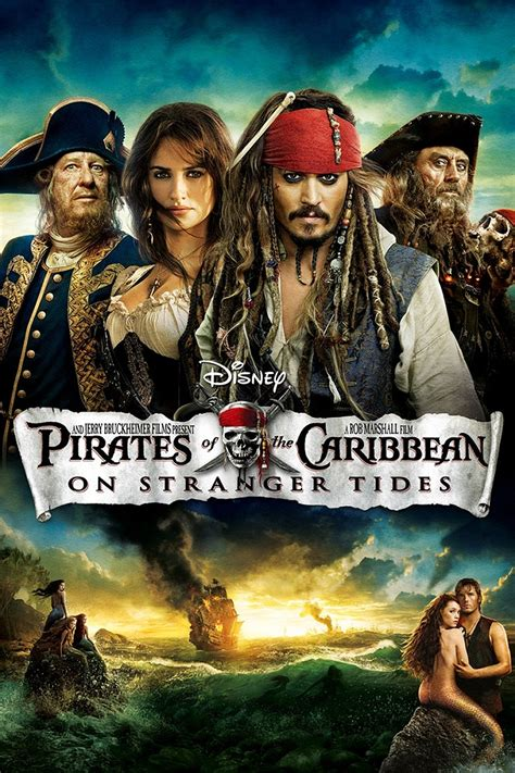 Pirates of the Caribbean: On Stranger Tides HD Wallpapers