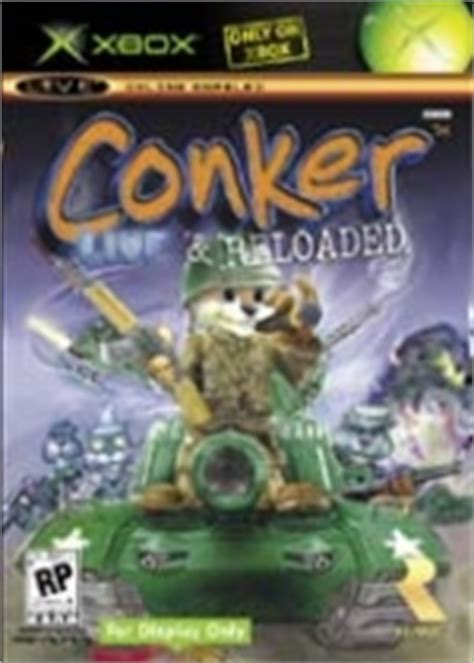 Conker: Live and Reloaded Review / Preview for Xbox (XB)