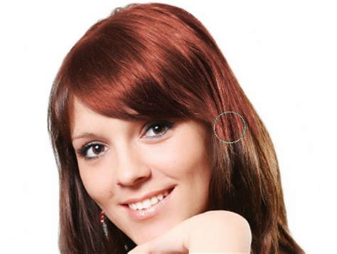 Change Hair Color In An Image With Photoshop