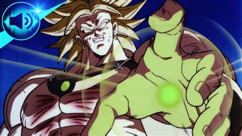 Dragon Ball Z Broly Omega Blaster Sound Effects Pack - YouTube