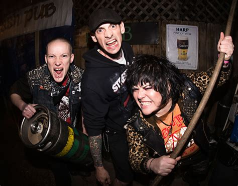 Don't Call It Street Punk: A new breed of anarchy in the