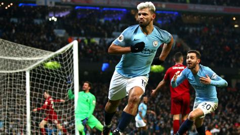 Aguero nominated for PL Goal of the Month award