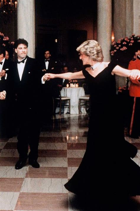 Celebrities Who Met Princess Diana - 11 Stars Who Rubbed