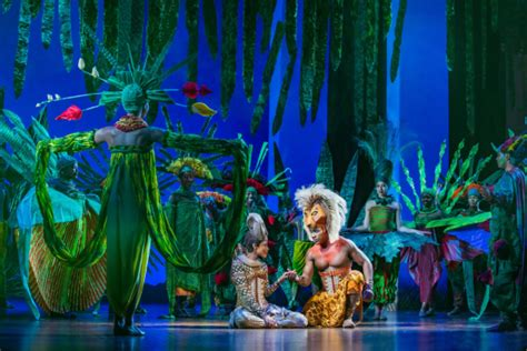 The Lion King UK and Ireland tour: first look photos
