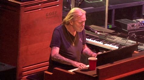 """Allman Brothers, """"Whipping Post,"""" 12/3/2011 Orpheum"""