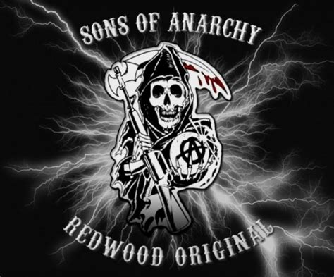Sons of Anarchy Logo Wallpapers Free download   PixelsTalk