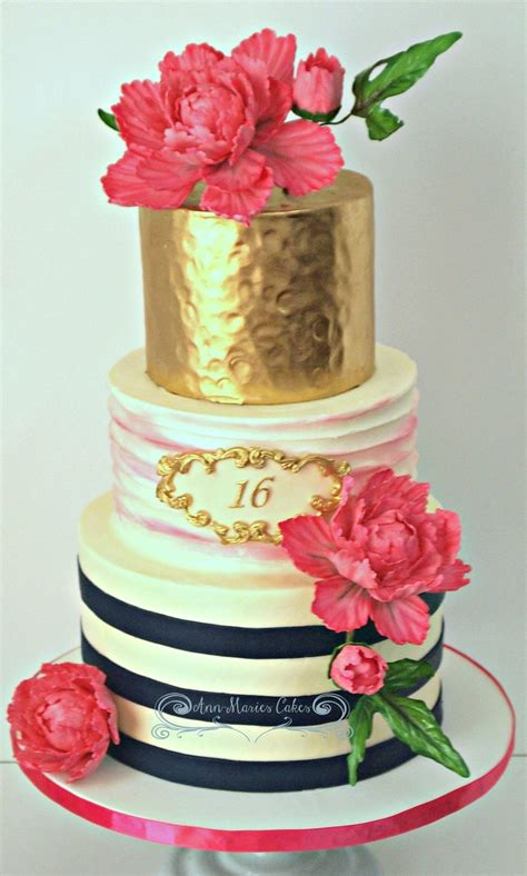 Grace's 16 Birthday - CakeCentral