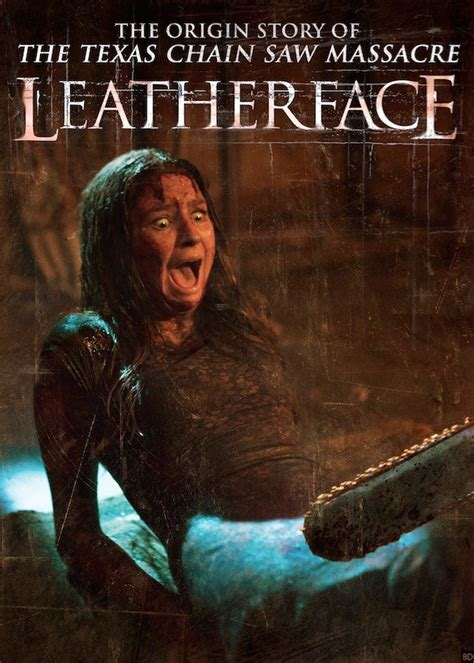 Brand New 'Leatherface' Poster Begins the Chainsaw