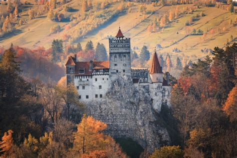 The 10 Most Haunted Places in Romania, Home of Dracula