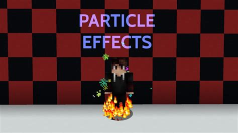 How to Get Particle Effects in Minecraft - How to Make