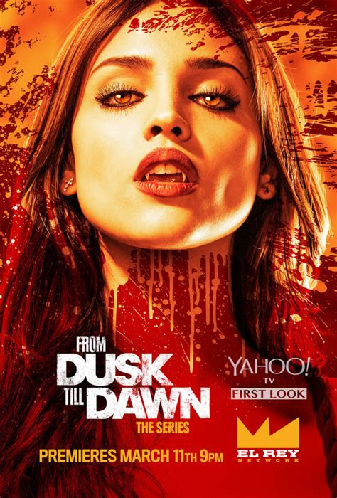 From Dusk Till Dawn: The Series – 5 New Posters – The