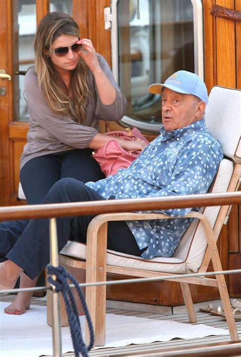Camilla Al-Fayed in Mohamed Al Fayed And Daughter Camilla